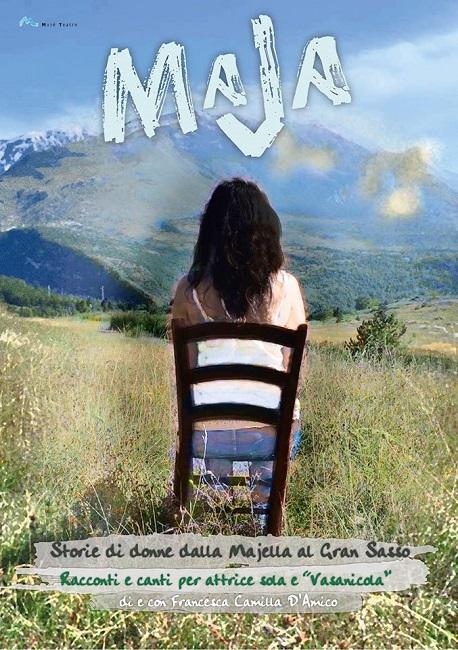 Murè teatro. maja, storie di donne dalla majella al Gran Sasso