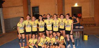 Prima classificata 2016 volley