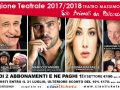 Stagione Teatrale 2017-2018 Baltimore Production