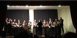 Standing ovation per il Coro della Virgola a Tocco da Casauria