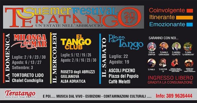 Teratango summer-festival