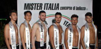 Vincitori Mister Italia 2017 Alba Adriatica