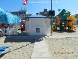 abusivismo demaniale a Pescara