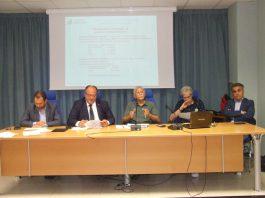 conferenza stampa rifiuti regione