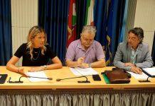 foto conferenza stampa 23 giugno