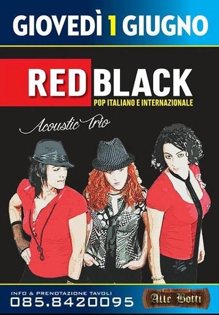 le red black alle botti