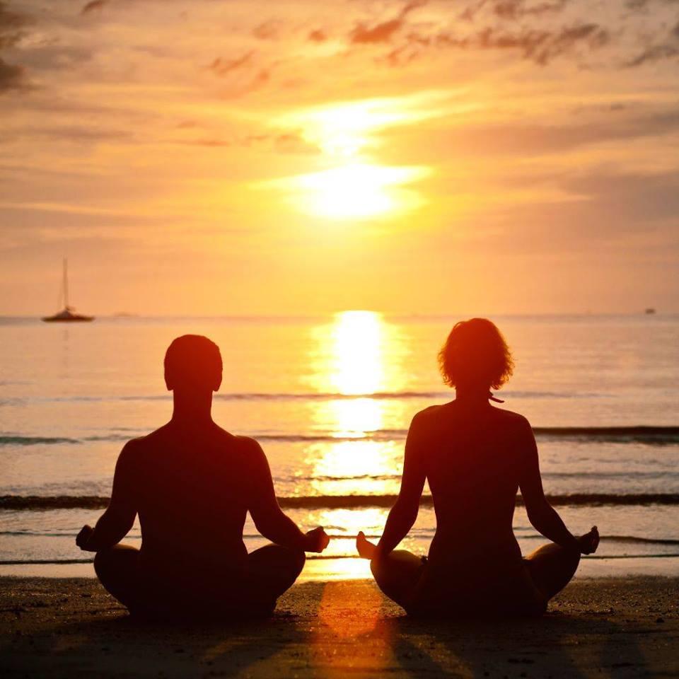meditazioni al tramonto