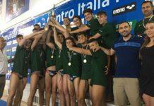 nuoto CN Posillipo U17