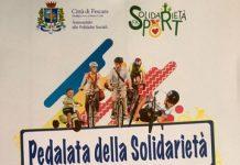 pedalata della solidarietà 11 giugno 2017 Pescara