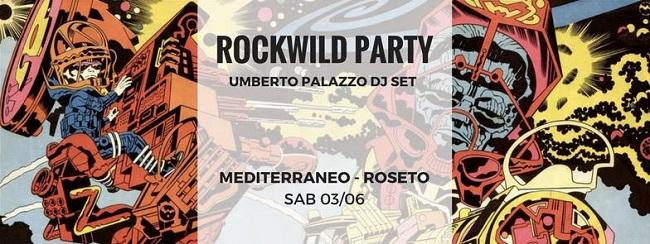 rockwild party roseto
