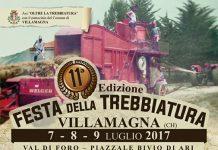 Festa Trebbiatura Villamagna 2017
