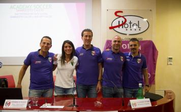 Accordo fra l'A.S.D. Sambuceto Calcio e il Chieti Calcio Femminile per la Scuola Calcio