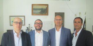 Biondi con Confindustria L'Aqquila Abruzzo Interno
