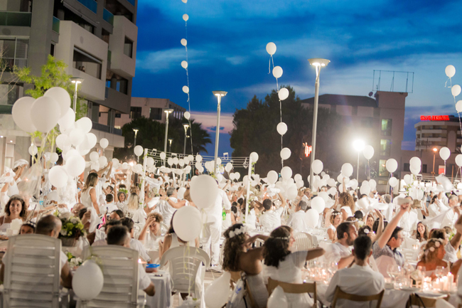 Montesilvano Cena in bianco 2017