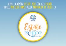 Estate con Pro Loco Chietine 2017 - Banner