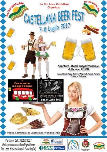 Festa Della Birra 7-8 Luglio 2017 Castellana