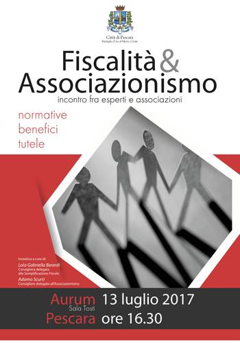 Fiscalità & Associazionismo incontro
