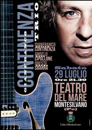 Gianfranco Continenza Trio