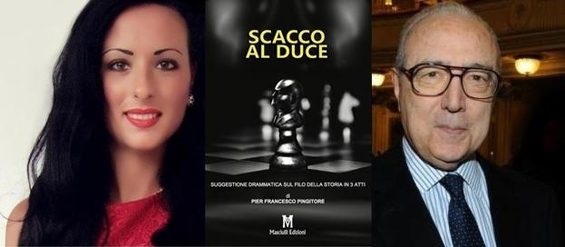 L'artista Alessia Pignatelli collabora col regista Pier Francesco Pingitore