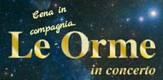 Le Orme in concerto a La Baracca il 21 luglio