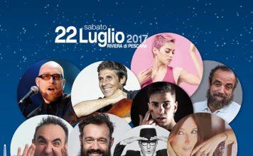 Notte Bianca dell'Adriatico 22 luglio 2017