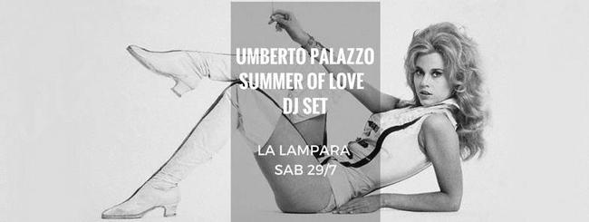 Palazzo DJ alla Lampara, Summer Of Love Set