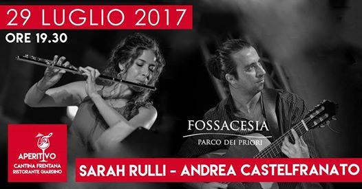 Sarah Rulli e Andrea Castelfranato 29 luglio 2017
