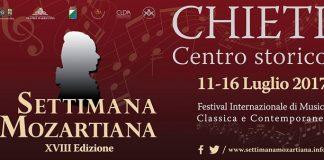 Settimana Mozartiana Chieti 2017