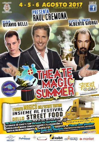 Theate Magic Summer 2017