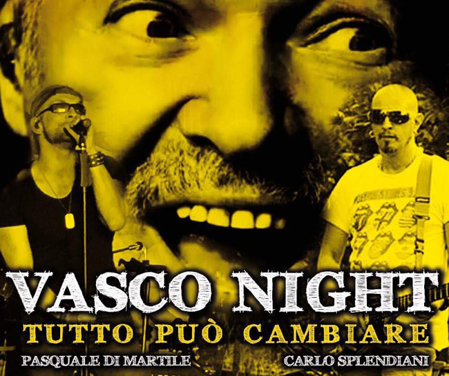 Vasco Night 30 luglio 2017