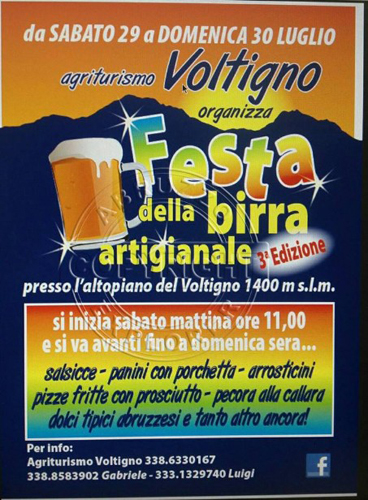 Voltigno Festa della Birra