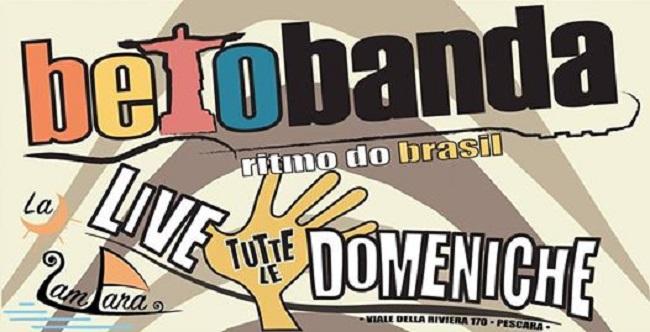 betobanda ritmo do brasil