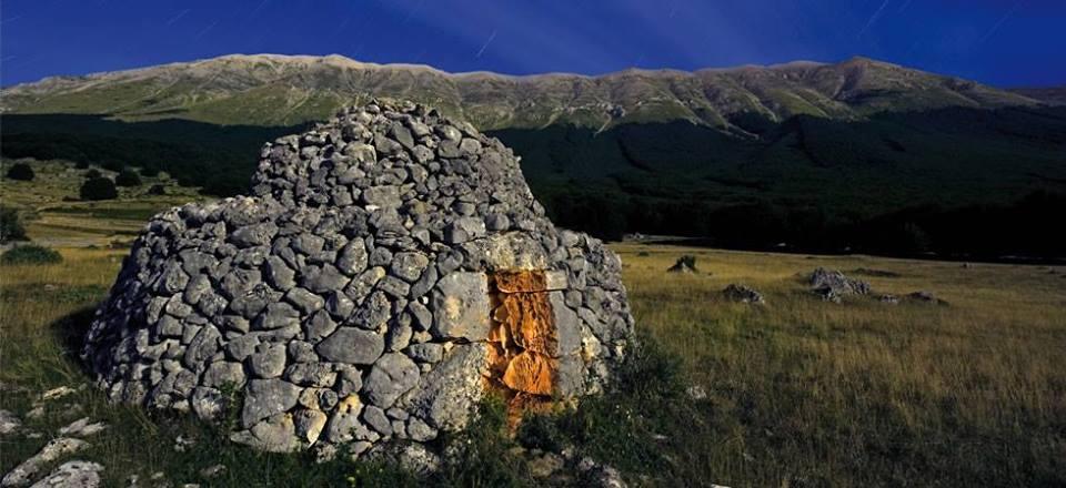 capanni in pietra della majella