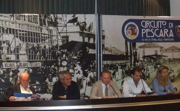 conferenza presentazione 60 Circuito di Pescara