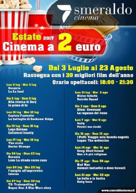 estate 2017 cinema smeraldo teramo