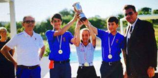 golf campionati italiani giovanili Miglianico