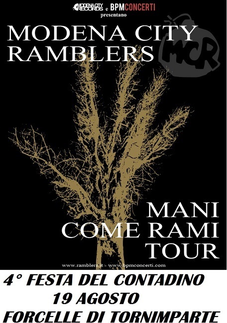 modena city ramblers forcelle