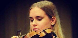 violinista Masha Diatchenko