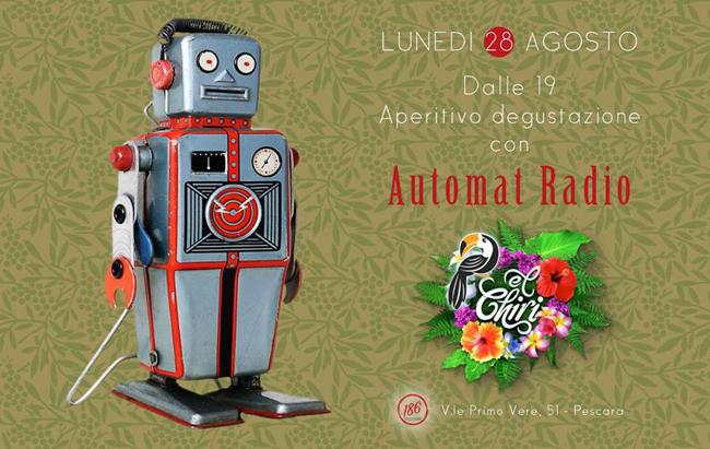 Automat Radio 28 agosto 2017