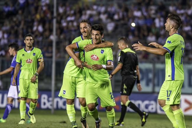 Brescia-Pescara 1-3 i biancazzurri passano il turno in Coppa Italia