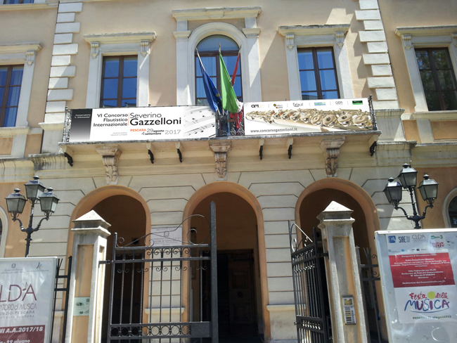 "Conservatorio ""Luisa D'Annunzio"" Pescara"