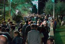 Festival Buskers di Scerne