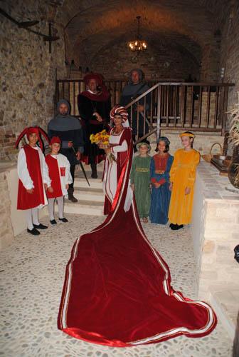 Palio del Barone I Baroni da Palazzo Liberati