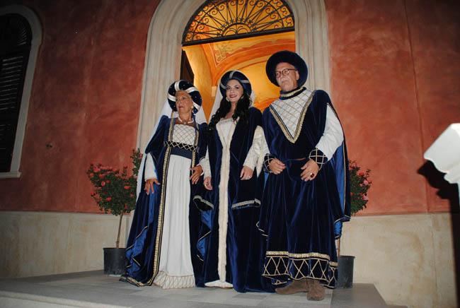 Palio del Barone la Gran Dama da Villa Mascitti