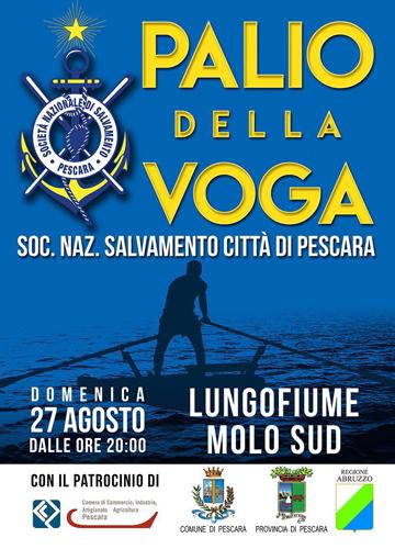Palio della Voga a Pescara