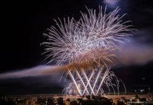 Roseto, Festeggiamenti di Maria Santissima Assunta fuochi d'artificio