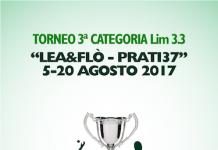 TROFEO DI TENNIS 5.20 Agosto - PRATI37