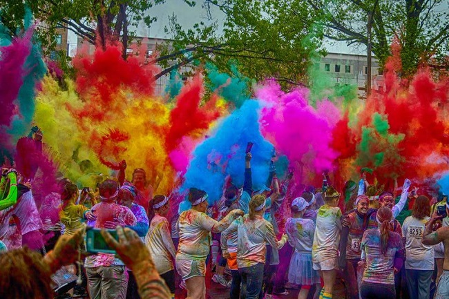 color party cerchio 2017