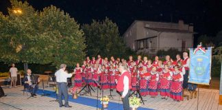 cori folkloristici Città di Montesilvano