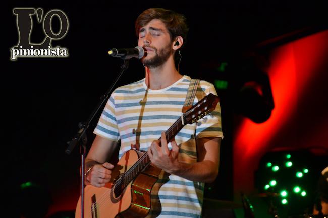 Alvaro Soler a Pescara: le foto del concerto e una promessa …